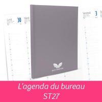 Agenda de bureau, agenda professionnel, agenda papier, agenda gratuit